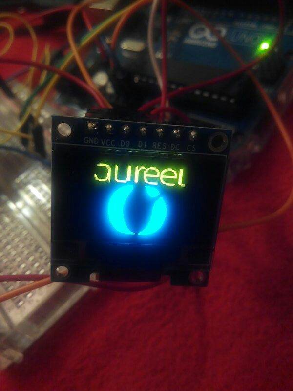 aureel interface