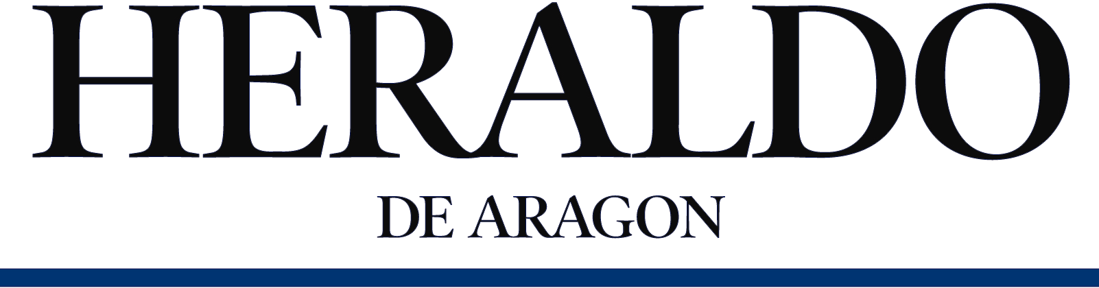 Resultado de imagen de heraldo de aragon logo